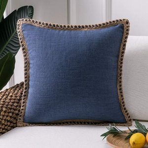 NWOT Farmhouse Decorative Throw Pillow